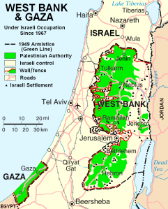 Mapa Orinete Médio